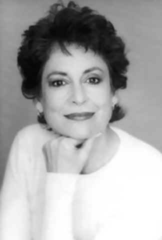 Sesame Street signs Linda Bove