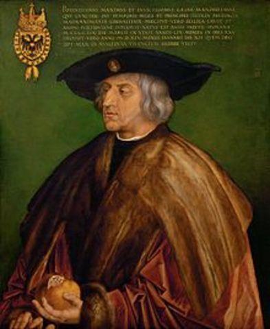 Emperor Maximilian Dies