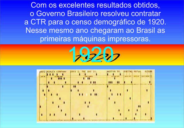 Censo 1920