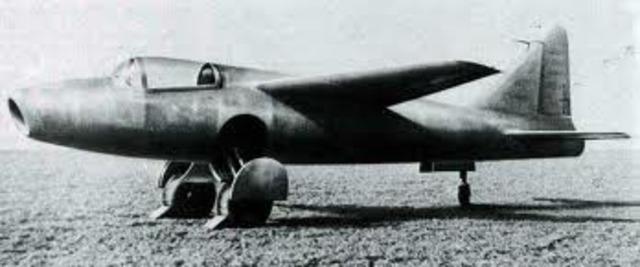 First Jet Aircraft