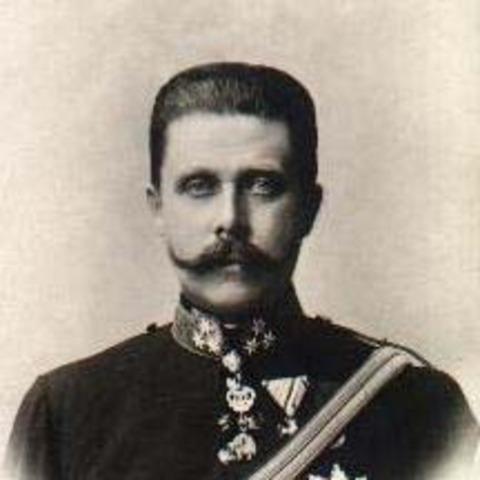 Archduke Francis Ferdinand is assassinated.