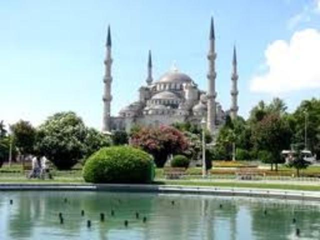 Viaje a Estambul(Turquia)