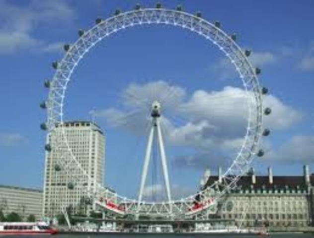 Segunda visita a Londres