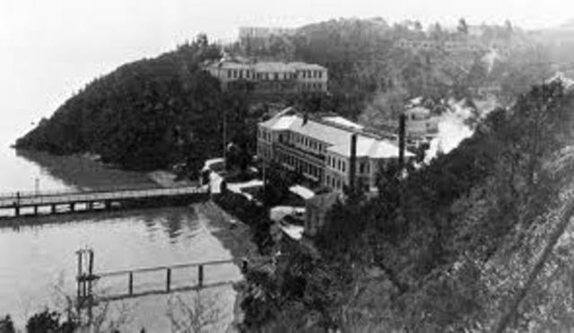 The detention barracks was scheduled for destruction