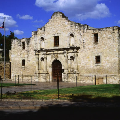 The Alamo timeline