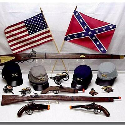 Civil War Era timeline