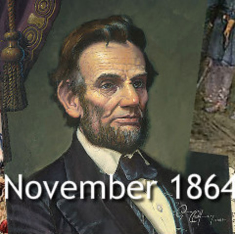 Lincoln re election