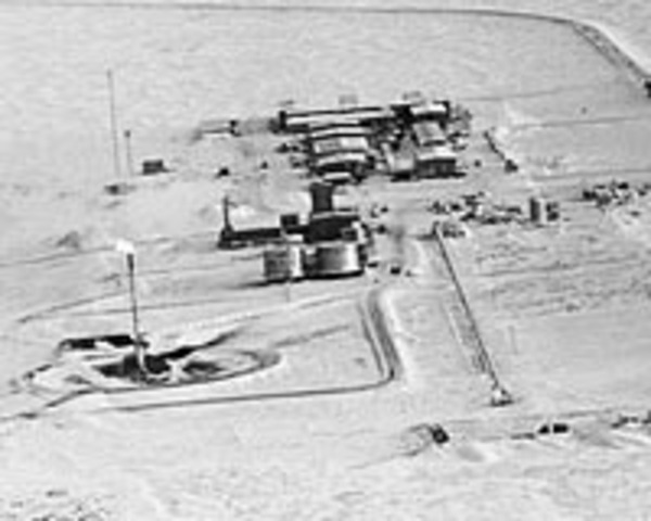 Prudhoe Bay Oil Field Discovered by Atlantic Richfield Company (ARCO)