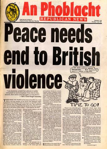 IRA cessation
