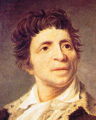 Death of Jean-Paul Marat