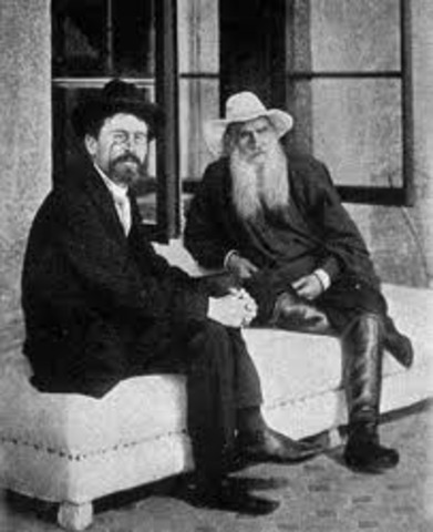 La estética realista. Tolstói