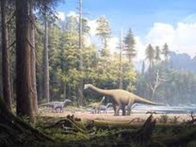 Jurassicc period