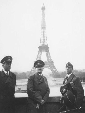 France Surrenders To Hitler
