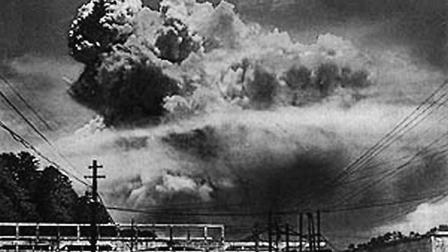 United States Drops Atomic Bomb On Nagasaki