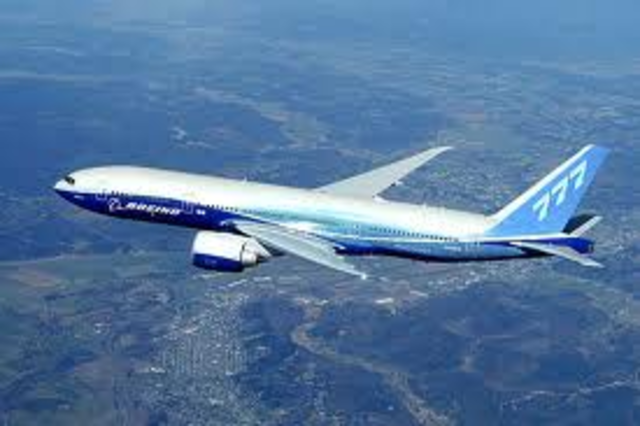 Boeing 777 Enters Service