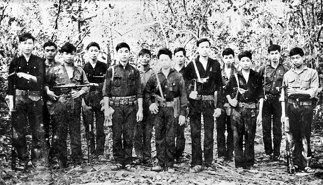 Vietcong formed