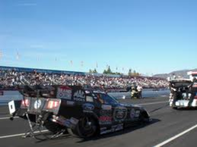 The Southern California Championship Drag Races