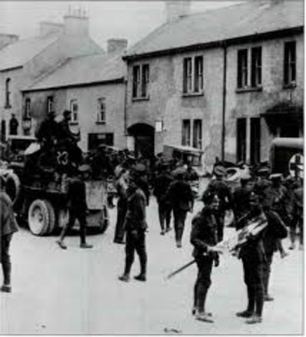 Ireland bink civil war
