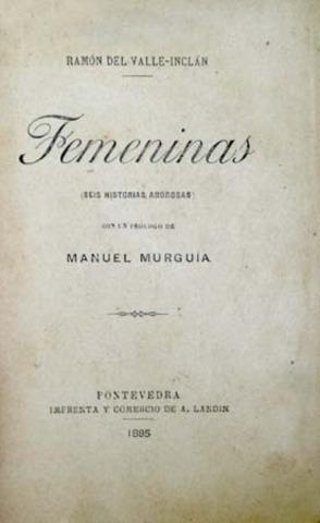 """Publica su primer libro """"Femeninas"""""""