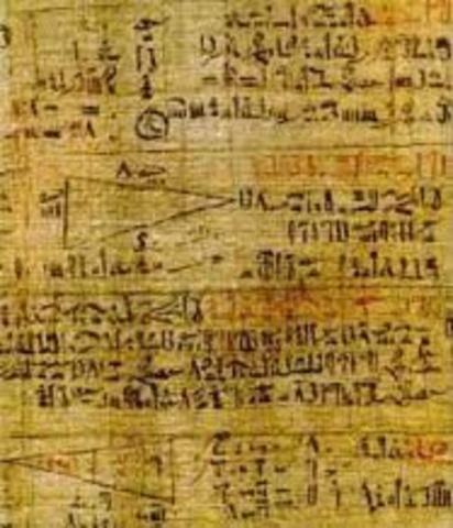 Rhind Papyrus