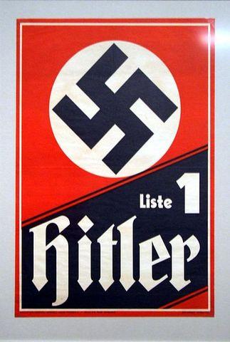 Hitler joins NSDAP