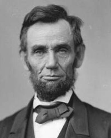 Lincoln Re elected