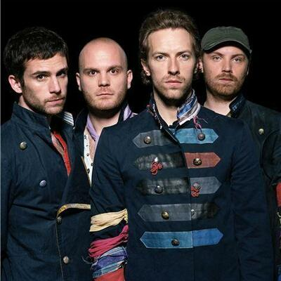 Coldplay timeline