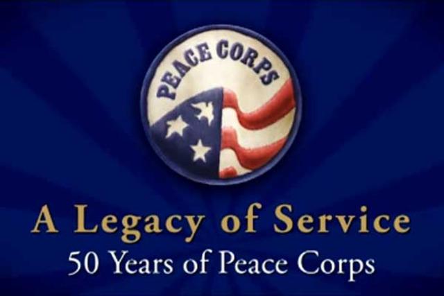 Peace Corps.