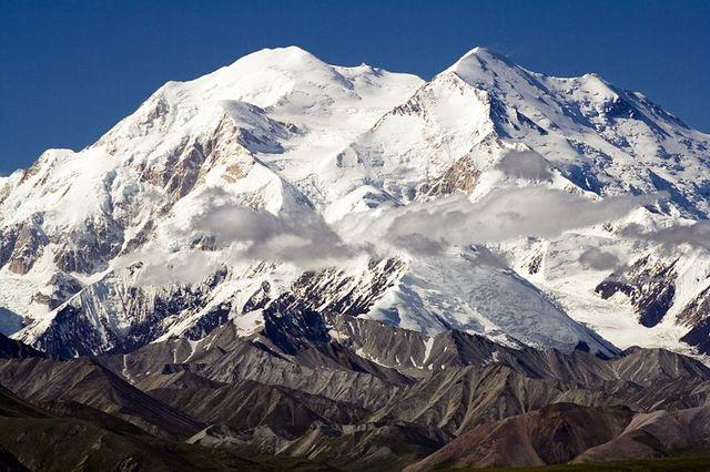 Main Summit of Mount McKinley Reached