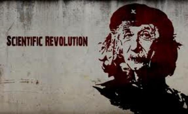 Scientific Revolution AD 1500-1800