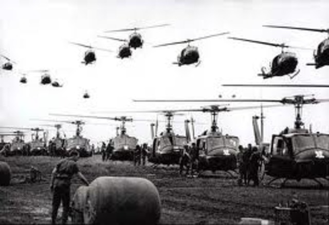 North Vietnamese cross the 17th parallel