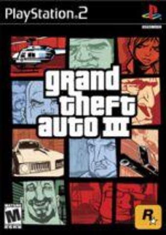 Gran Theft Auto3