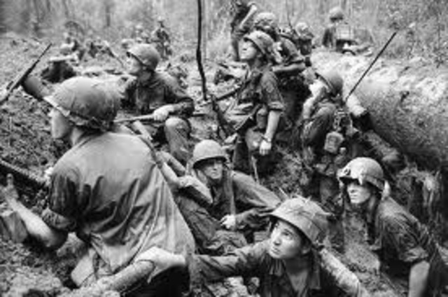 Vietnam War 1954