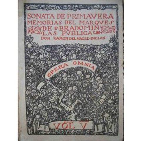 """Publica """"Sonata de Primavera"""""""