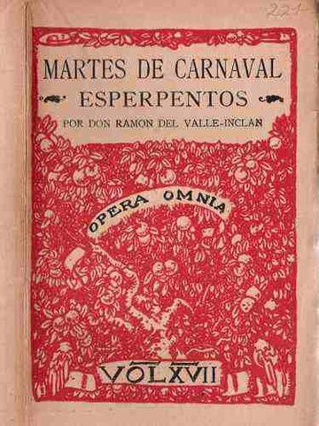 """Aparece """"Martes de carnaval"""""""
