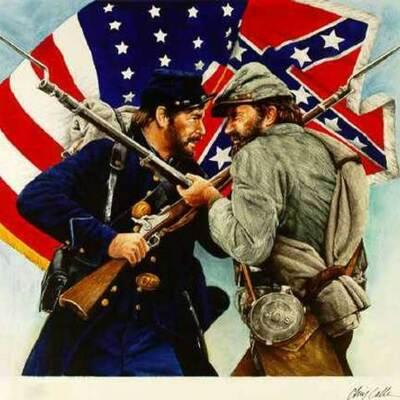 Pre Civil War Events timeline