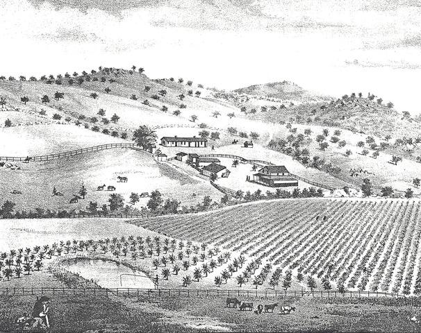 Rancho Guejito established