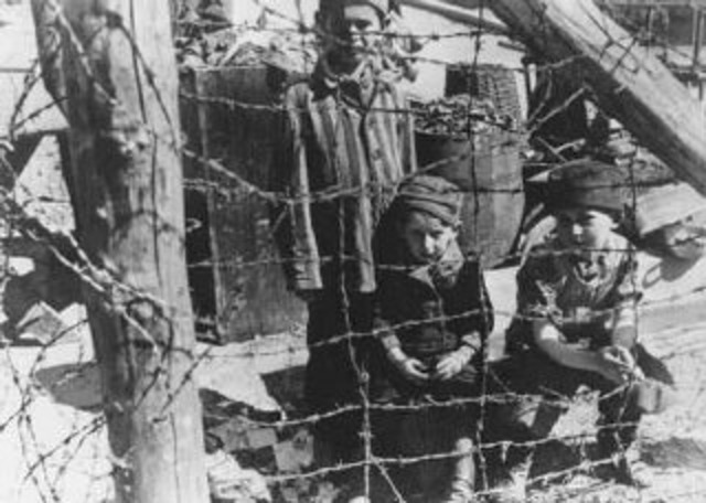 The Liberation of Concentration Camp