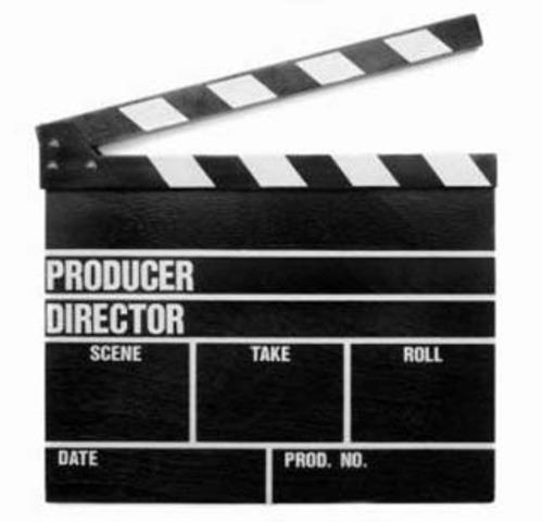 CORTOMETRAJE O FILMACION