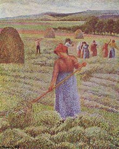 Post-Impressionism(1880-1920 AD)