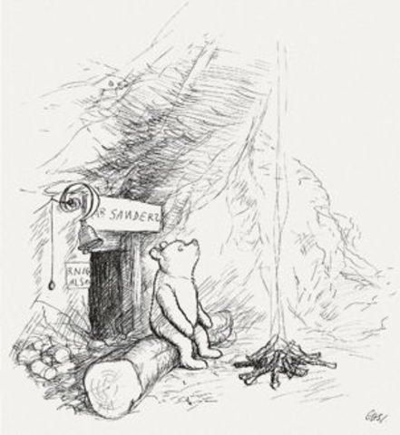 First Winnie-The-Pooh