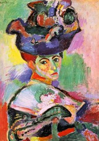 Fauvism (1905-1908 AD)