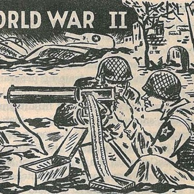 World War II Major Events timeline