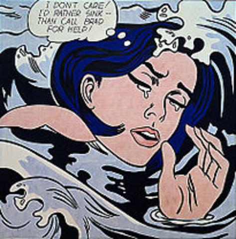 Pop Art (1956-1960's AD)
