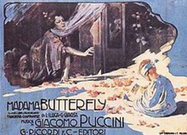 Madama Butterfly (1904, Giacomo Puccini)