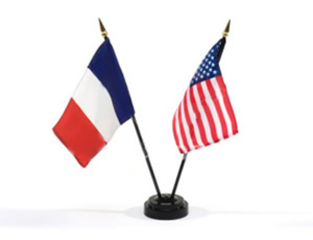 United States aides France
