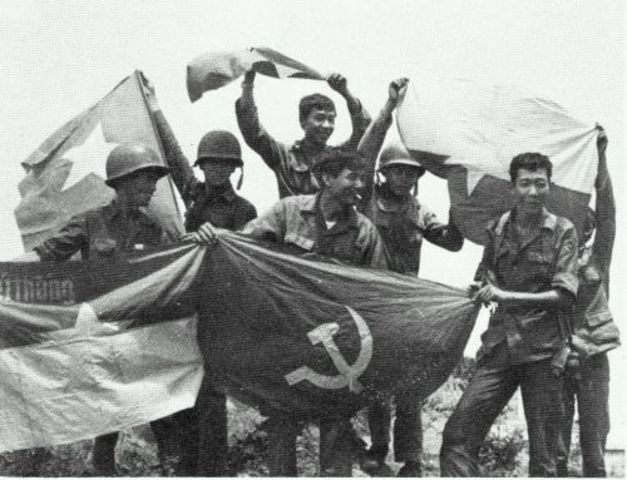 South Vietnam Declares Itself Republic Vietnam