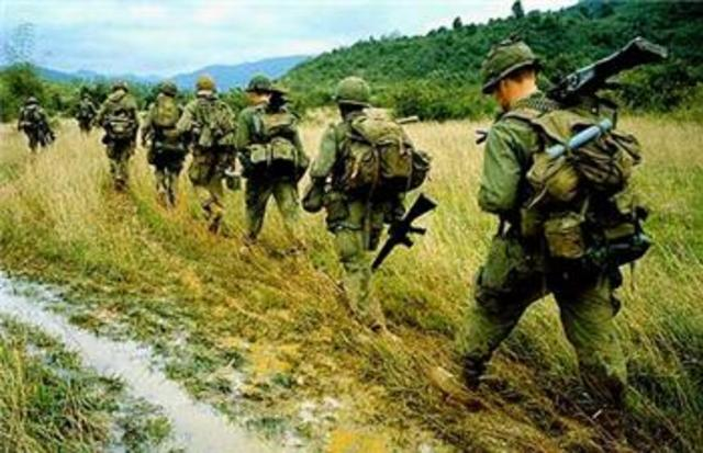 The U.S Troops Withdraw