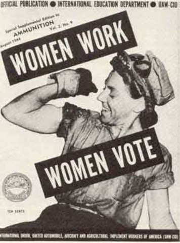 Current of thought-Suffragette- Rights