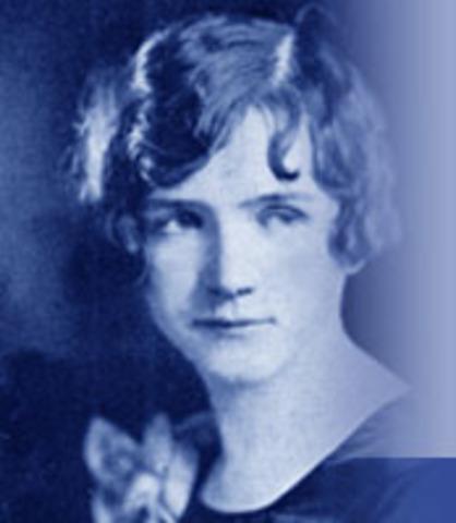 Rachel Louise Carson Born